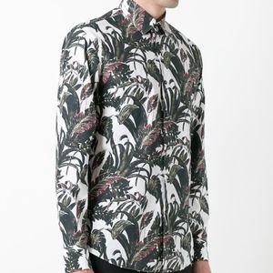 NWT Salvatore Ferragamo Dress Shirt